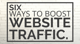 6 Ways to Boost Website Traffic